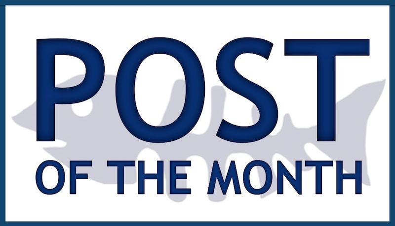 Post-of-the-month
