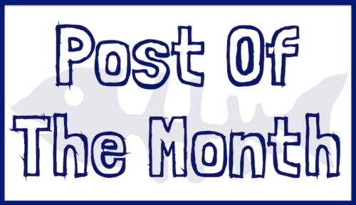 Post of the Month - June 2020 - Nominations